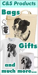 Cotton bags and gift items licensed by Mike Sibley