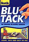 Blu-Tack pencil eraser